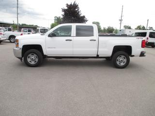 Used 2017 Chevrolet Silverado 2500 HD,CREW CAB.6.5 FT.BOX for sale in London, ON