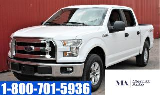Used 2016 Ford F-150 XLT|SuperCrew 4x4| Bluetooth|3.5 V6 for sale in London, ON
