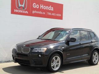 Used 2012 BMW X3 35i, M-SPORT, NAV, PANO ROOF for sale in Edmonton, AB