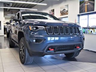 New 2019 Jeep Grand Cherokee TRLHWK for sale in Yellowknife, NT