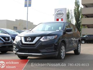 Used 2017 Nissan Rogue Service Loaner S 4dr AWD Sport Utility for sale in Edmonton, AB
