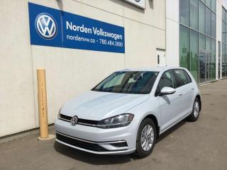 New 2019 Volkswagen Golf COMFORTLINE for sale in Edmonton, AB