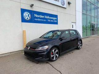 New 2019 Volkswagen Golf GTI Autobahn for sale in Edmonton, AB