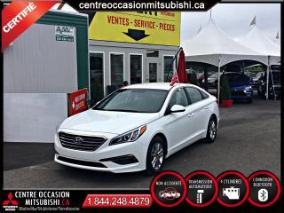 Used 2015 Hyundai Sonata for sale in Blainville, QC