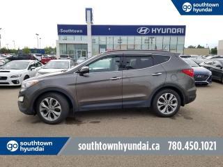 Used 2014 Hyundai Santa Fe Sport SE/AWD/LEATHER/BACK UP CAMERA/PANO SUNROOF for sale in Edmonton, AB