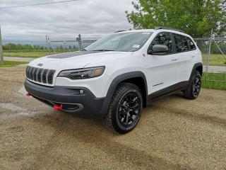 New 2019 Jeep Cherokee Trailhawk for sale in Edmonton, AB