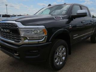 New 2019 RAM 3500 Limited 4x4 Crew Cab for sale in Edmonton, AB