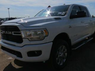 New 2019 RAM 2500 Big Horn 4x4 Crew Cab for sale in Edmonton, AB
