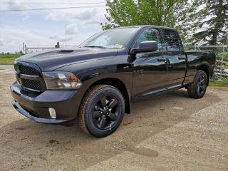 New 2019 RAM 1500 Classic Express 4x4 Quad Cab for sale in Edmonton, AB
