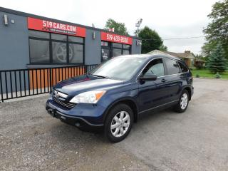 Used 2007 Honda CR-V EX|4WD|SUNROOF for sale in St. Thomas, ON