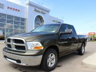 Used 2012 RAM 1500 SLT for sale in Peace River, AB