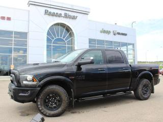 Used 2018 RAM 1500 Rebel for sale in Peace River, AB