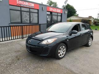 Used 2010 Mazda MAZDA3 GX|CRUISE CONTROL|KEYLESS ENTRY|AUX for sale in St. Thomas, ON