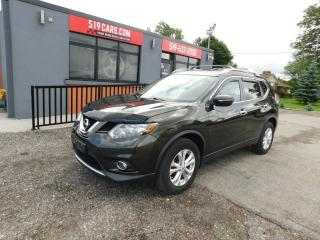Used 2015 Nissan Rogue SV|BACKUP CAMERA|BLUETOOTH|PANO ROOF for sale in St. Thomas, ON