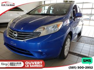 Used 2013 Nissan Versa Note S Ceci Est Une for sale in Québec, QC