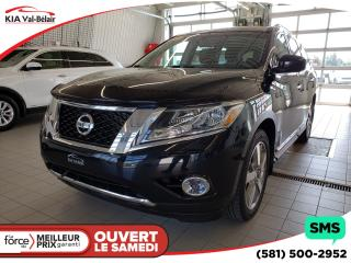Used 2012 Nissan Pathfinder Platinum Ceci Est for sale in Québec, QC