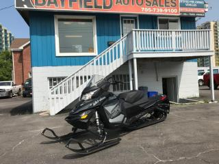 Used 2018 Ski-Doo Renegade Back Country 600 E-TEC for sale in Barrie, ON
