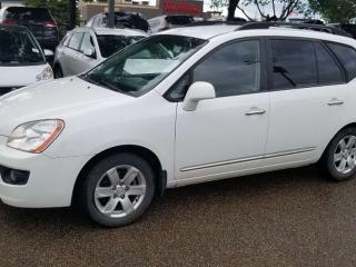 Used 2009 Kia Rondo EX; CRUISE CONTROL, AIR CONDITIONING, HEATED SEATS AND MORE for sale in Edmonton, AB