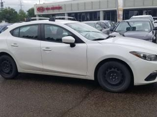 Used 2014 Mazda MAZDA3 GX-SKY; BLUETOOTH, CRUISE CONTROL, GREAT ON GAS for sale in Edmonton, AB