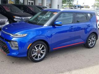 Used 2020 Kia Soul GT LIMITED; ADVANCED SAFTEY, NAV, BLUETOOTH, BACKUP CAM, SUNROOF AND MORE for sale in Edmonton, AB