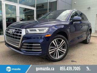 Used 2018 Audi Q5 Technik S LINE AWD LEATHER ROOF NAV FULL LOAD for sale in Edmonton, AB