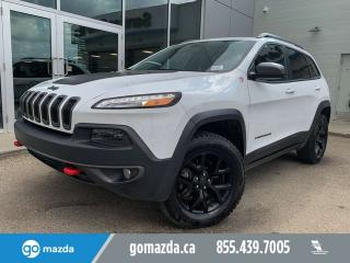 Used 2017 Jeep Cherokee TRLHWK for sale in Edmonton, AB