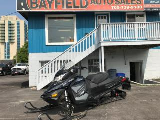Used 2018 Ski-Doo Renegade Adrenaline 600 E-TEC for sale in Barrie, ON