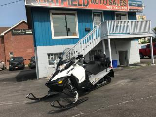 Used 2018 Bombardier Ski Doo Grand Touring Sport 600 ACE for sale in Barrie, ON