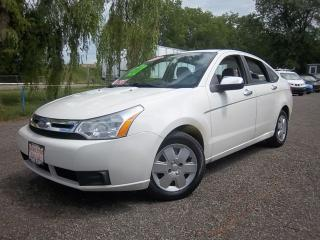 Used 2009 Ford Focus SE for sale in Oshawa, ON