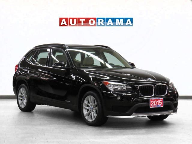 2015 BMW X1 XDRIVE28i NAVIGATION LEATHER SUNROOF