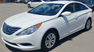 Used 2013 Hyundai Sonata GL for sale in Hamilton, ON