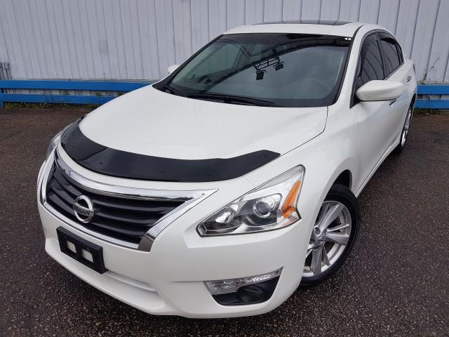 2014 Nissan Altima 2.5 SV *NAVIGATION-SUNROOF*
