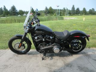 Used 2019 Harley-Davidson Street Bob FXBB for sale in Blenheim, ON