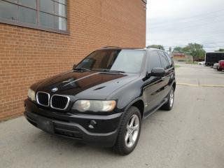 Used 2002 BMW X5 3.0i for sale in Oakville, ON