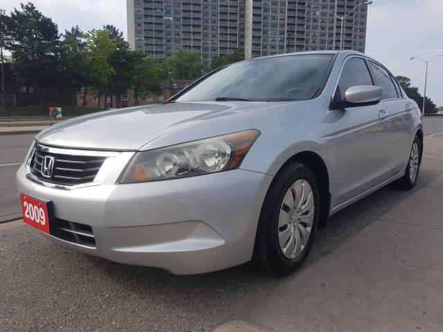 2009 Honda Accord LX-One Owner-Clean Report-Extra Clean-Must See