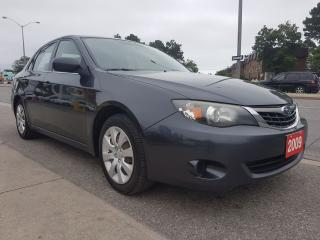 Used 2009 Subaru Impreza 2.5i-Excellent Condition-One Owner-AWD-E for sale in Scarborough, ON