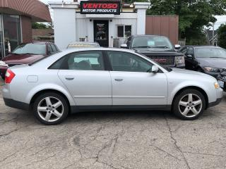 Used 2003 Audi A4 quattro for sale in Cambridge, ON