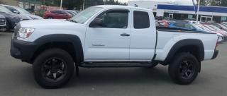 Used 2012 Toyota Tacoma for sale in Duncan, BC