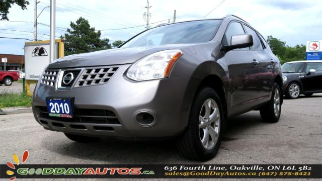 2010 Nissan Rogue SL|NO ACCIDENT|AWD|ALLOYS|LOW KM