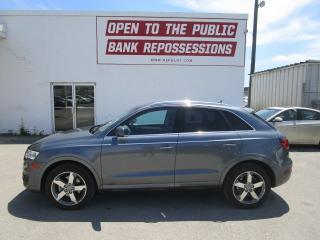 Used 2015 Audi Q3 Progressiv for sale in Toronto, ON