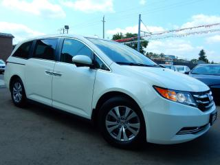 Used 2015 Honda Odyssey EX.Power Doors.Reverse-Blind Spot Camera.8 Pass for sale in Kitchener, ON