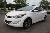 Photo of White 2016 Hyundai Elantra