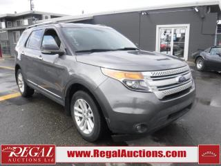 Used 2012 Ford Explorer 4D Utility 4WD for sale in Calgary, AB