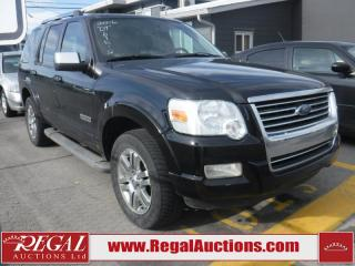 Used 2006 Ford Explorer Limited 4D Utility 4WD for sale in Calgary, AB
