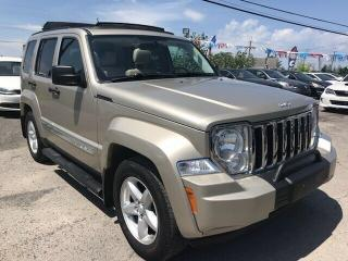 Used 2010 Jeep Liberty Limited Edition for sale in Gloucester, ON