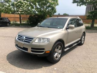 Used 2004 Volkswagen Touareg TDI for sale in Toronto, ON