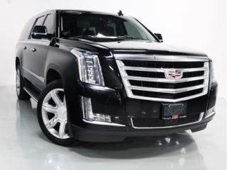 Used 2016 Cadillac Escalade ESV PREMIUM   NAVI   DVD   22 INCH WHEELS for sale in Vaughan, ON