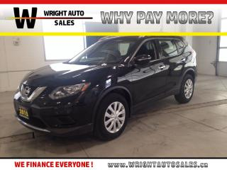 Used 2015 Nissan Rogue S|BLUETOOTH|KEYLESS ENTRY|48,185 KMS for sale in Cambridge, ON