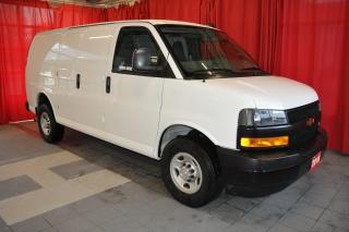 Used 2018 Chevrolet Express Express 2500 Cargo Van | Air Conditioning for sale in Listowel, ON