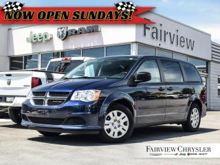 Used 2017 Dodge Grand Caravan CVP for sale in Burlington, ON